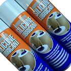 Silicone Spray Lubricant for Squeaks - Car - Bike - Treadmill - Waterproofing