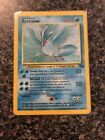 Articuno 2/62 Fossil Holo Rare Pokemon Card! Very Good Condition Light Wear