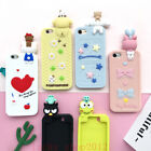 Hot Cute Hello Kitty Melody Soft Shockproof Case Cover for iPhone 8 X 6S 7 Plus
