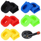 1 Pair Durable Cycling MTB Bike Bicycle Crank Arm Boots Thickened Protector LJ