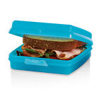 Tupperware Sandwich Keeper Container Lunch Holder - Pick Your Color - Brand New!