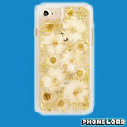 Genuine Case Mate Naked Tough Karat iPhone 6 6S 7 8 Petals WHITE NEW cover