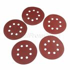 10x 80-800Grit Sandpaper Abrasive Polishing Pad Deburring Furniture Hardware Car