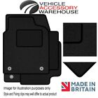 Audi A6 Allroad (2008-) Tailored Fitted Black Car Mats
