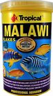 TROPICAL MALAWI FISH FOOD FLAKE with SPIRULINA for CICHLIDS MBUNA tetra hikari