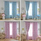 1Sheer Cartoon Living Room Bedroom Valances Curtain Window Panel Home Decor GIFT