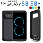 Внешний вид - For Samsung Galaxy S8 S8+ S9 Battery Charging Case 8500mAh Rechargeable Charger