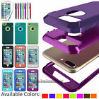 For Apple iPhone 8 6S 7 Together with Case Ultra Hybrid Shockproof Protective Hard Cover