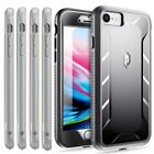 Poetic For iPhone 7 8 Revolution Case with Built-in-Screen Protector 5 Color