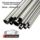 EXHAUST TUBING PIPE 304 STAINLESS STEEL HIGH QUALITY REPAIR SECTIONS