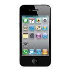 Apple iPhone 4S - 8GB - Black White - GSM Factory Unlocked Smartphone