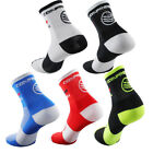1 pair Men/Women Riding Cycling Sports Socks Unseix Breathable Bicycle Footwear#