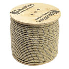 Bluewater II++ Static Rope 9.5mm Gold/Biue