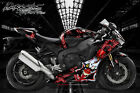 "HONDA CBR1000RR 2008-2018 GRAPHICS WRAP FOR BODY PARTS ""STIFF UPPER LIP"" CBR1000"