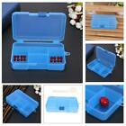 makeup compartment box - 5 Compartment Beads Storage Organizer Box Case Holder fr Jewelry Earrings Makeup