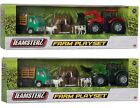 Teamsterz Farm Play Set. includes Tractor, Lorry, Farmer, Animals etc