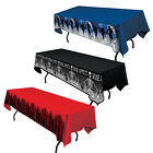 HALLOWEEN TABLECLOTH PARTY TABLE DECORATION HALLOWEEN PARTY SKELETON ZOMBI