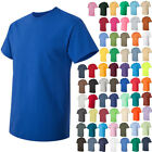 Gildan Ultra Cotton More Colors Short Sleeve Tees Mens T Shirt 2000 image