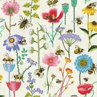 NUTEX PATCHWORK FABRIC - BEE HEAVEN - 89810 - 01