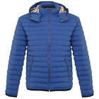 Aquascutum Jacket Emmett Quilted Puffer - Bright Blue