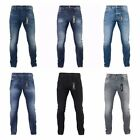 DIESEL SLIM FIT JEANS - DIESEL TEPPHAR SLIM FIT DENIM JEAN - VARIOUS WASHES