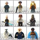 Star Wars Minifigures Lando,Jar Jar Binks,Grand Moff Tarkin,Boba F Universal Fit £2.49 GBP