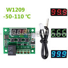 DC12V W1209 Digital Thermostat Temperature Controller NTC10K 1% 3950 Cable
