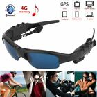 Wireless Bluetooth Sunglasses Polarized Stereo Headset Headphone MP3 Player HS