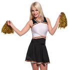 Blank DIY Printed Cheerleader Clothes Cheerleading Costume Outfit AU Size 6 - 16