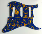 Stratocaster SSS Pickguard 11 hole US spec Strat: various colours 1 3 & 4 ply