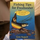 Fishing Tips for Freshwater (Paperback)