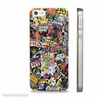 EXCLUSIVE STAR WARS COMIC BOOK CLEAR CASE FITS ALL APPLE IPHONE MODELS