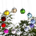 Внешний вид - Hongville Fancy Crystal Ball Prisms Pendant Feng Shui Suncatcher For Holiday