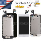 For Apple iPhone 6 6 Plus Complete LCD Touch Screen Replacement & Home Button