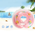 Inflatable New-Born Baby Infant Swimming Neck Float Ring Safety Swim Pool Bath