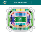 2 Ailse Tickets Club Level 249 Miami Dolphins  vs Oakland Raiders 11/05/17  фото