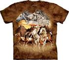 """The Mountain T-Shirt """"Find 15 Horses"""""""