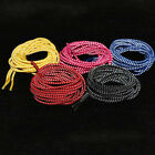 Reflective No Tie Elastic Shoelaces For Kids&Adults-Lock Lace Stretch Shoestring