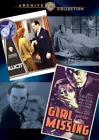 WAC DOUBLE FEATURES: ILLICI...-Wac Dbl Features Illicit - Girl Missing  DVD NEUF