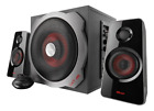 Trust Gaming GXT 38 120 Watts 2.1 Gaming Speakers with Subwoofer for PC, Xbox 36