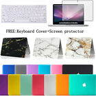 Frosted Matt Hard Case Skin Shell Lid for Apple Macbook Air Pro 11 13 15 inch US