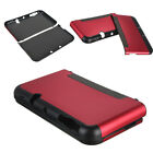 For NEW Nintendo 3DS XL/LL Aluminium Hard Metal Protective Skin Case Cover Shell