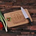 Personalised Customised Bamboo Cutting Chopping Board - Add a Name, Logo, Crest