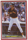 1984 Donruss Action All Stars # 8 Terry Kennedy -- Padres