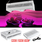 10-1500W LED Grow Light Panel Lamp for Hydroponic Plant Growing Full Spectrum