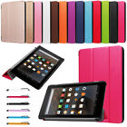 acer monitor amazon - PU Leather Case Stand Folio Cover For Lenovo ACER Huawei iPad Amazon LG Samsung