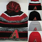 Arizona Diamondbacks New Era Beanies ~Knit Hat~Classic MLB Patch/Logo ~New on Ebay