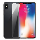 0.1mm Ultra-slim Tempered Glass film screen protector fr iPhone X 8 7 6s Plus 5s