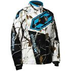 Castle X Girl's Launch G4 Realtree AP/Blue Insulated Snowmobile Jacket 72-569X