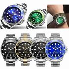 TEVISE Business Men Stainless Steel Military Calendar Automatic Mechanical Watch